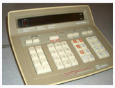 Monroe Bond Calculator 1980 Device
